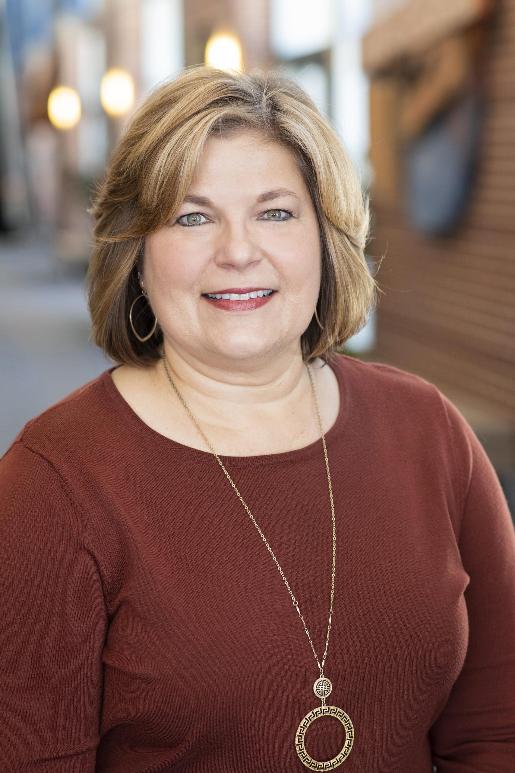 Judy Transue, KC NARI Board President