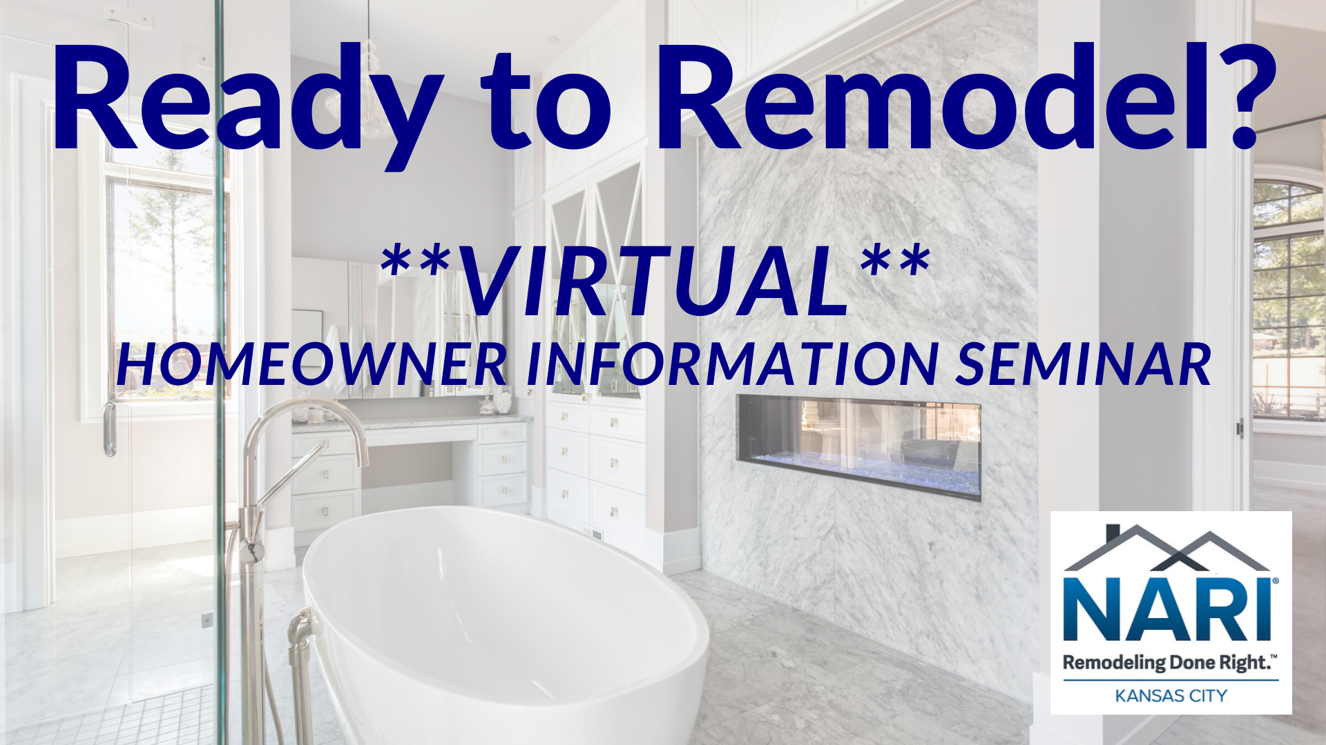 Serious About Remodeling?